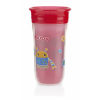 Nuby 360 maxi insulated beaker robot red